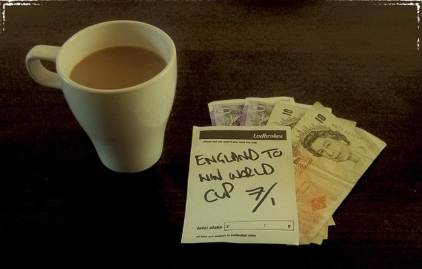 World cup betting postcard from urbantraveller on flickr