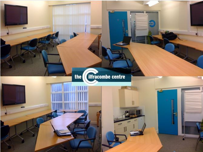 Room location for Jelly coworking at The Ilfracombe Centre, Ilfracombe, Devon