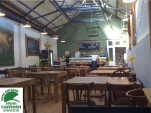 River Cottage Canteen, Axminster, Devon